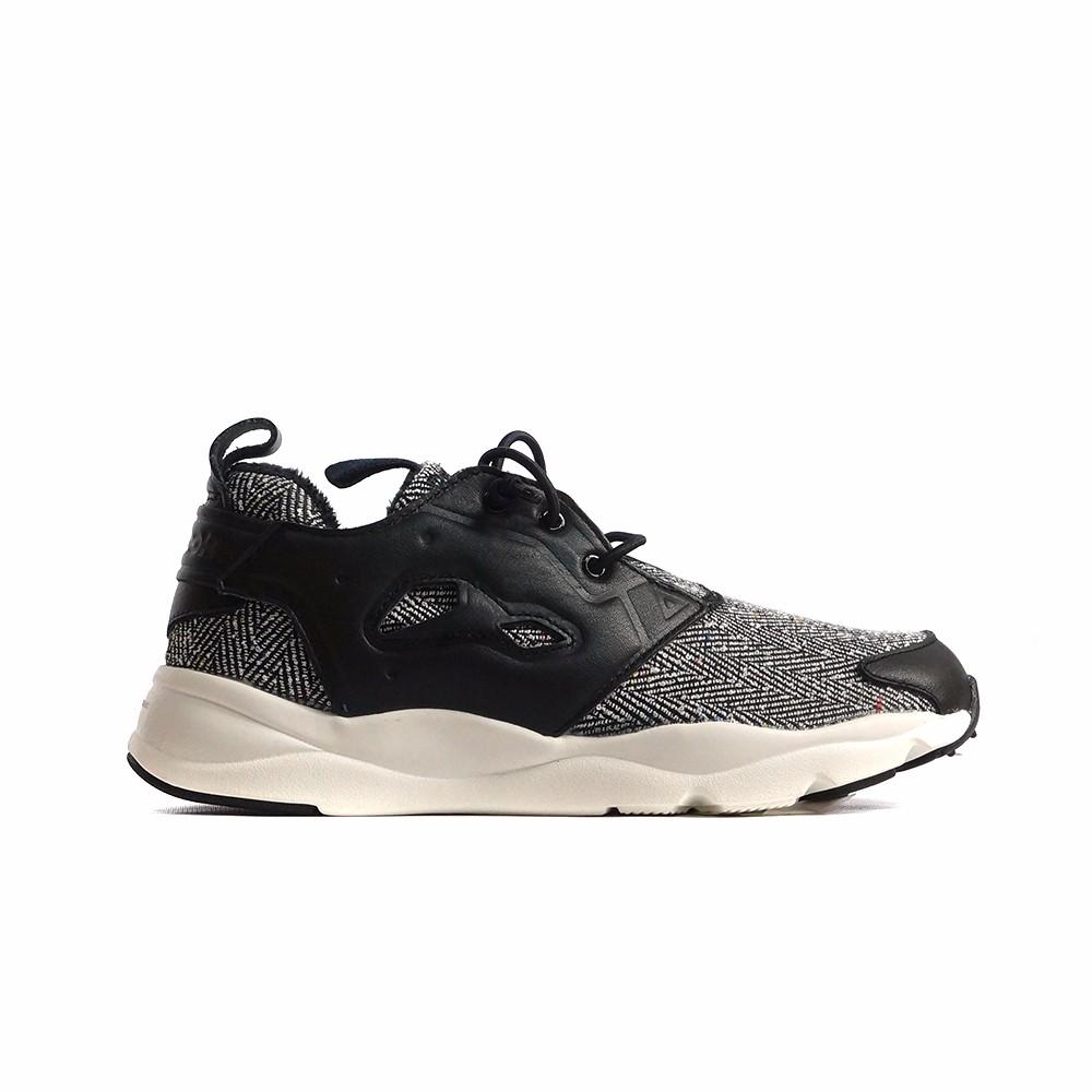 e497eaf19a2 Reebok Furylite Winter (BLACK CHALK) Women s Shoes V70752 ...