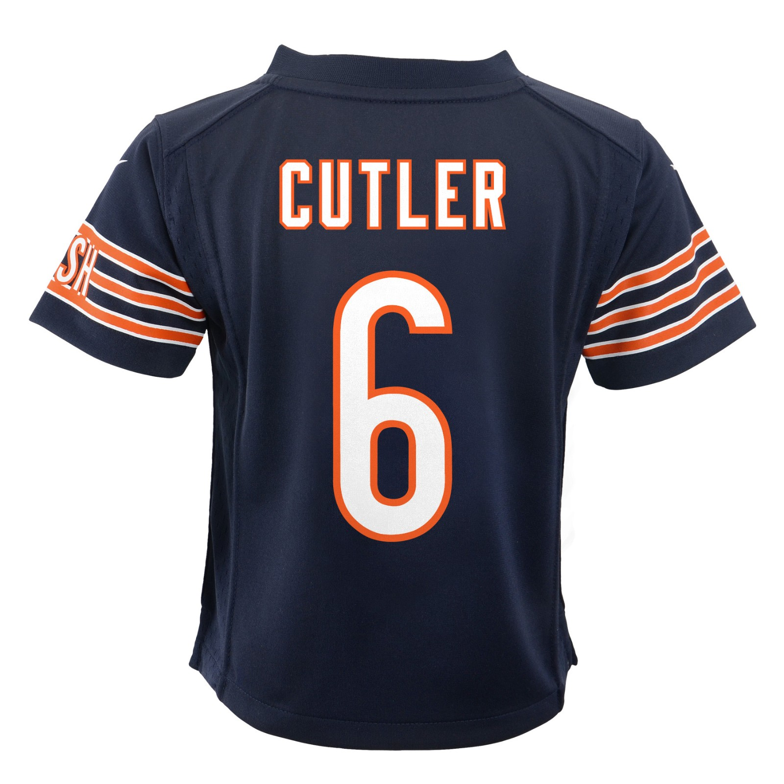 best website 876e8 559e1 Details about Jay Cutler Chicago Bears Nike Home Navy Blue Jersey Boys (S-L)