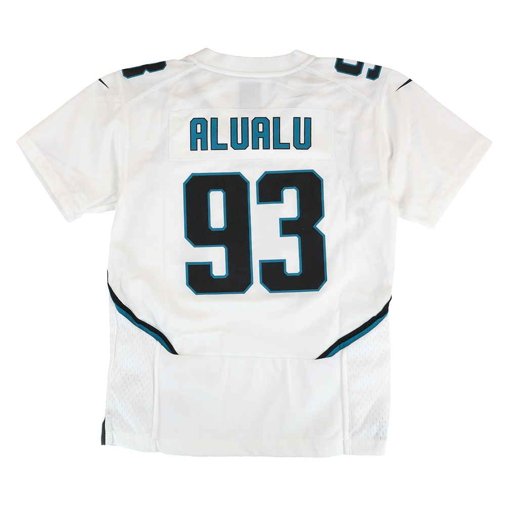 Tyson Alualu NFL Jersey