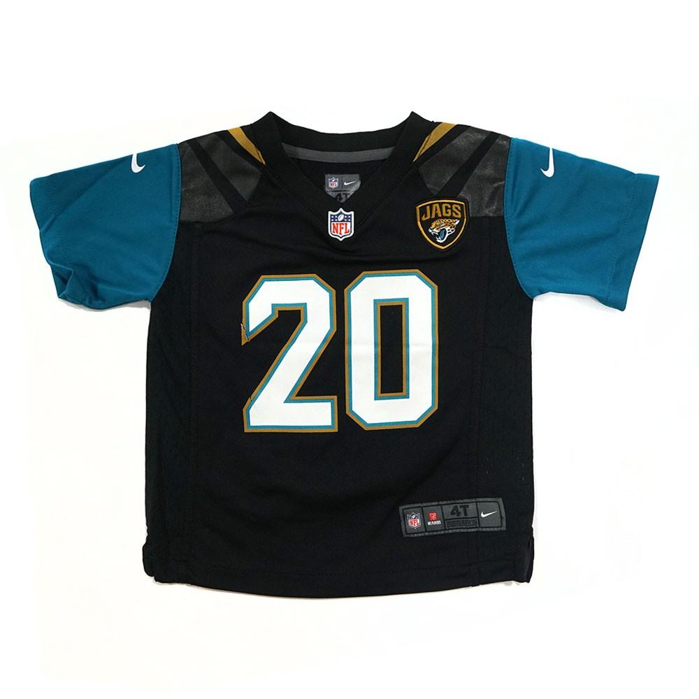 size 40 d04a5 b0770 Details about Jalen Ramsey Jacksonville Jaguars NFL Nike Toddler Black Game  Jersey