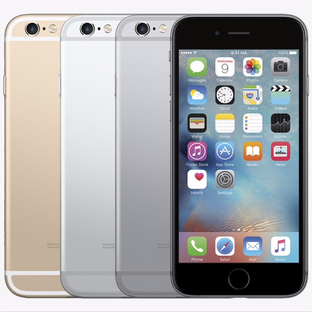 apple 4 inch iphone apple iphone 6 16gb at amp t 4 7 inch all colors smartphone 2190