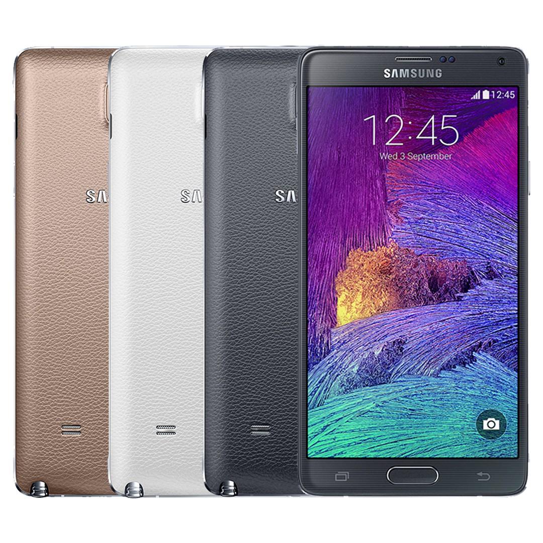 Samsung Galaxy Note 4 Sm N910v 32gb 57 Inch Verizon Wireless Gsm