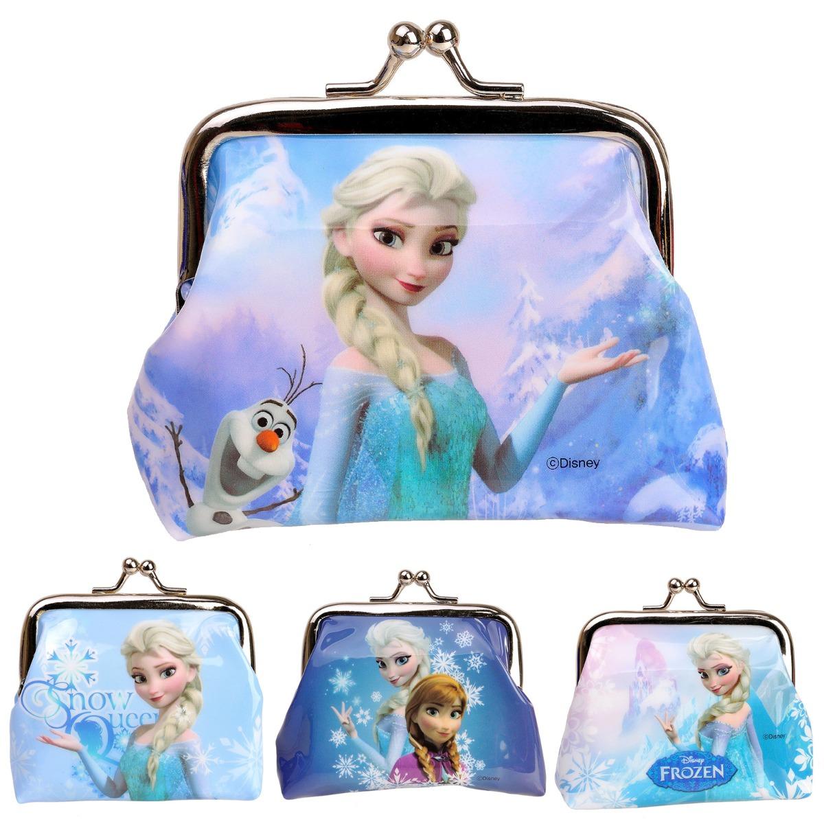 Disney FROZEN Kids Coin Wallet Girl Pouch Accessories ...