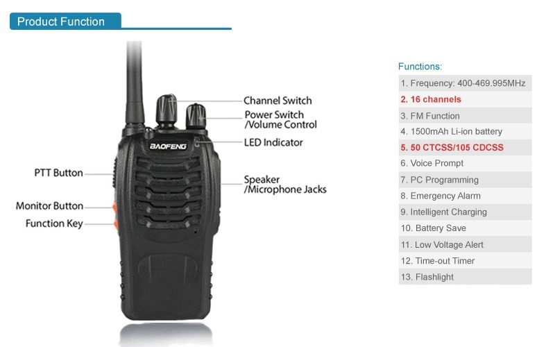 How To Program Walkie Talkie Frequency