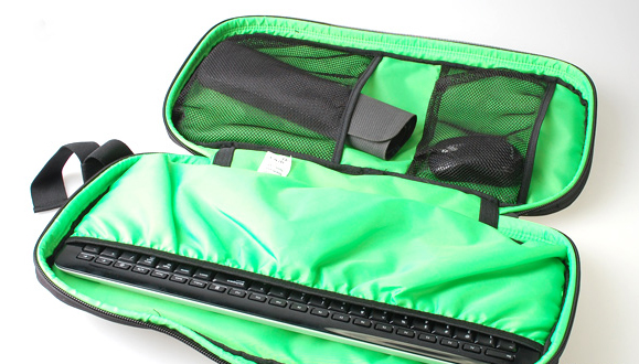 razer keyboard carry bag case for lycosa gaming mouse ebay. Black Bedroom Furniture Sets. Home Design Ideas