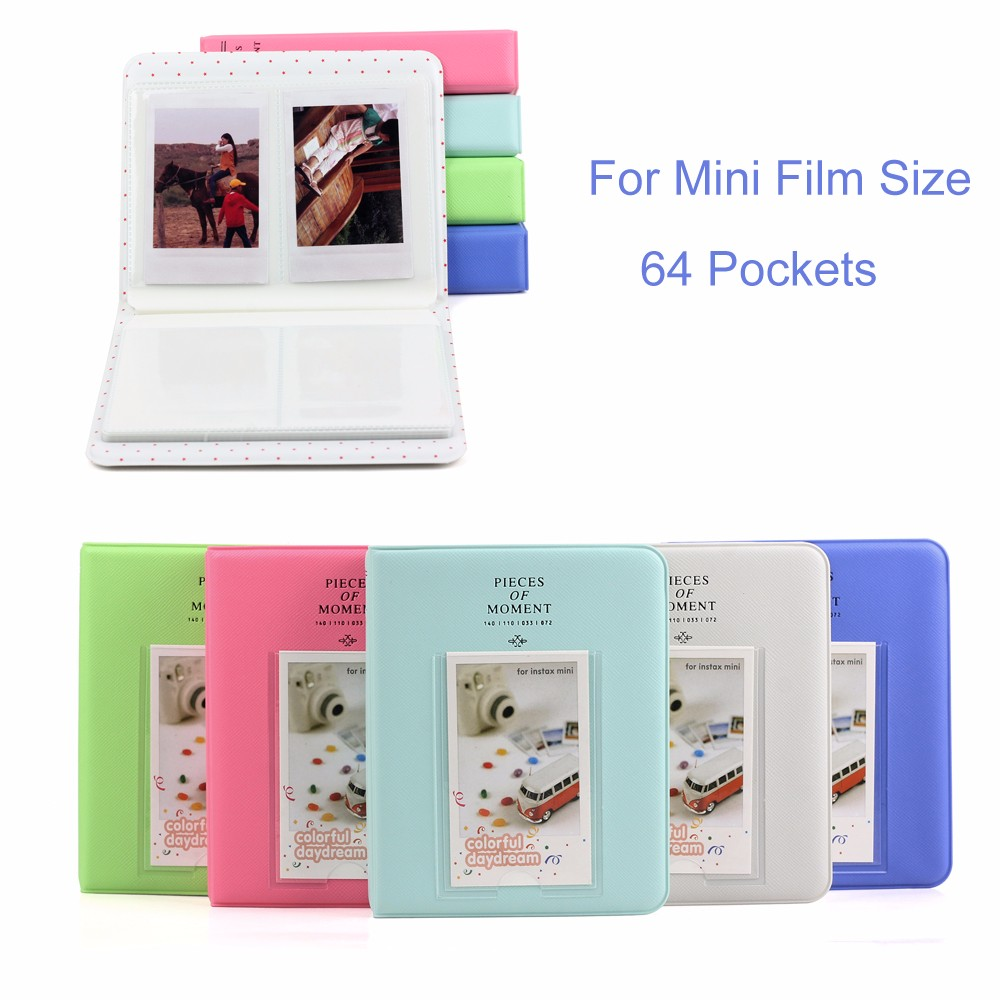 8 L/&6 6 in 1 Photo Film Album Sticker Photo Frame for Fujifilm Instax Mini 9 8