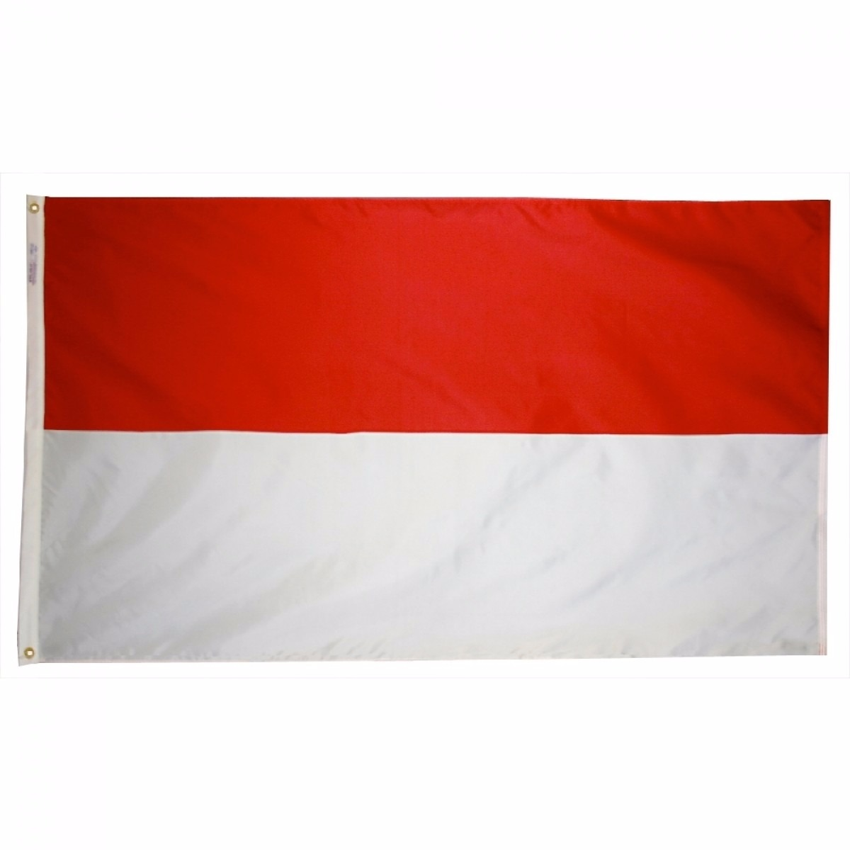 100/% Polyester National Country Asia Indonesia Flag 5 x 3 FT