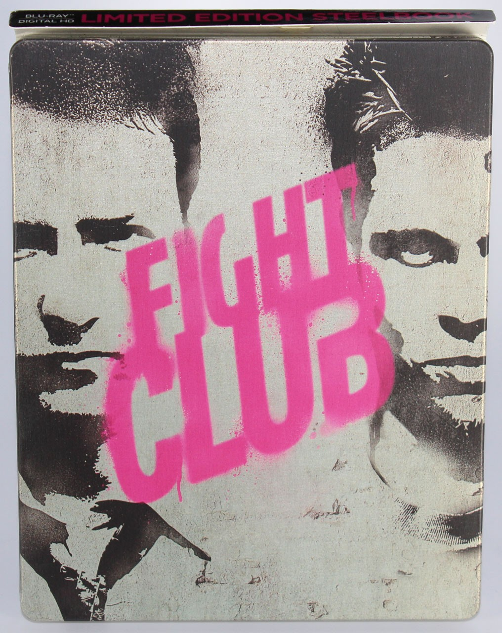 fight club blu ray  New FIGHT CLUB Limited COLLECTOR'S EDITION STEELBOOK BLU RAY BRAD ...