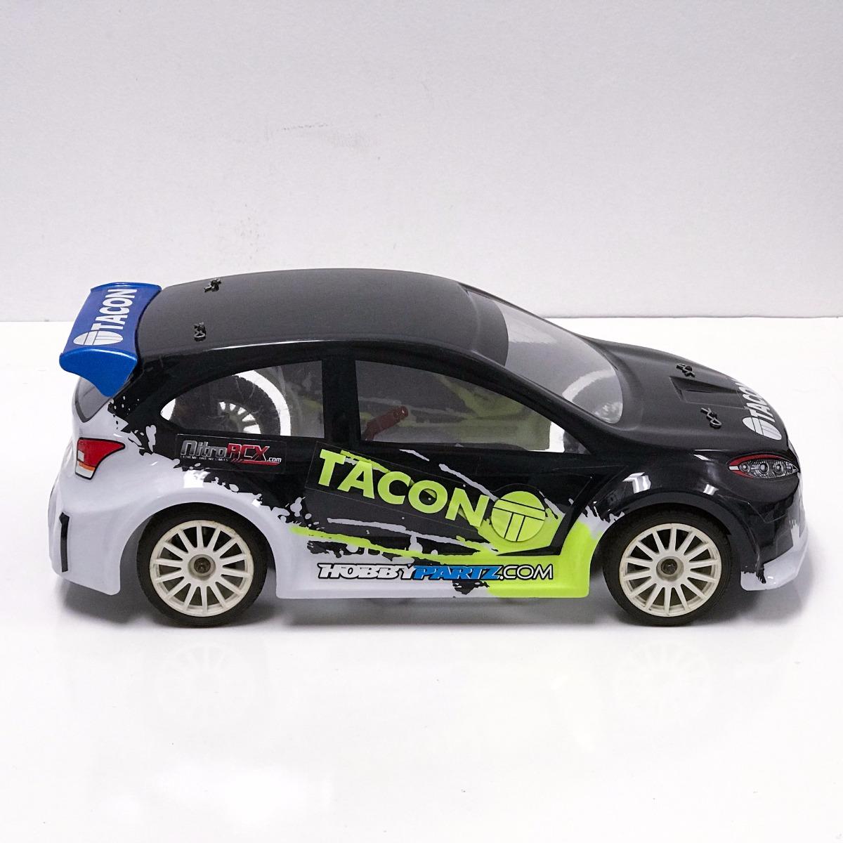1/12th Tacon Ranger Rally Hatchback Car Brushless Motor RC Rally ...