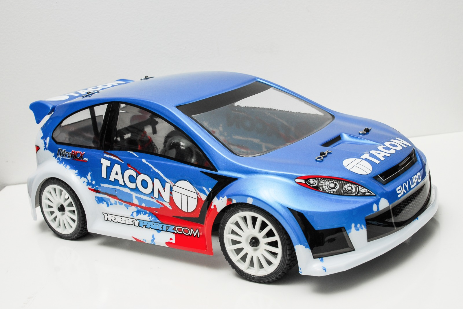 1/12th Tacon Ranger Rally Hatchback Car Brushless Motor RC Rally Car ...