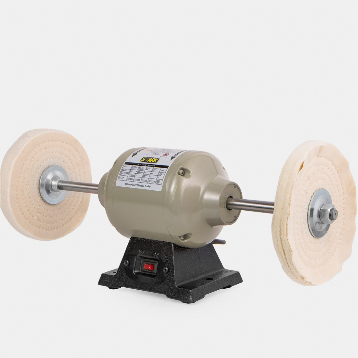 8 Quot Inch Electric Power Bench Table Top Buffing Machine