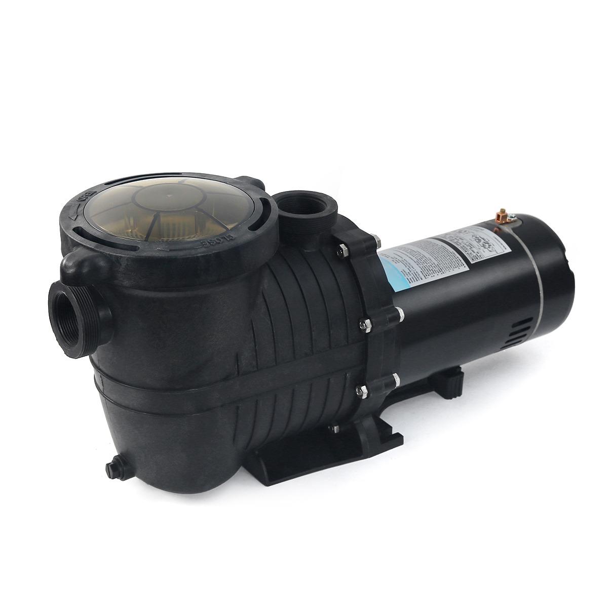 1 5hp in ground swimming spa pool pump motor strainer - Salt water pumps for swimming pools ...