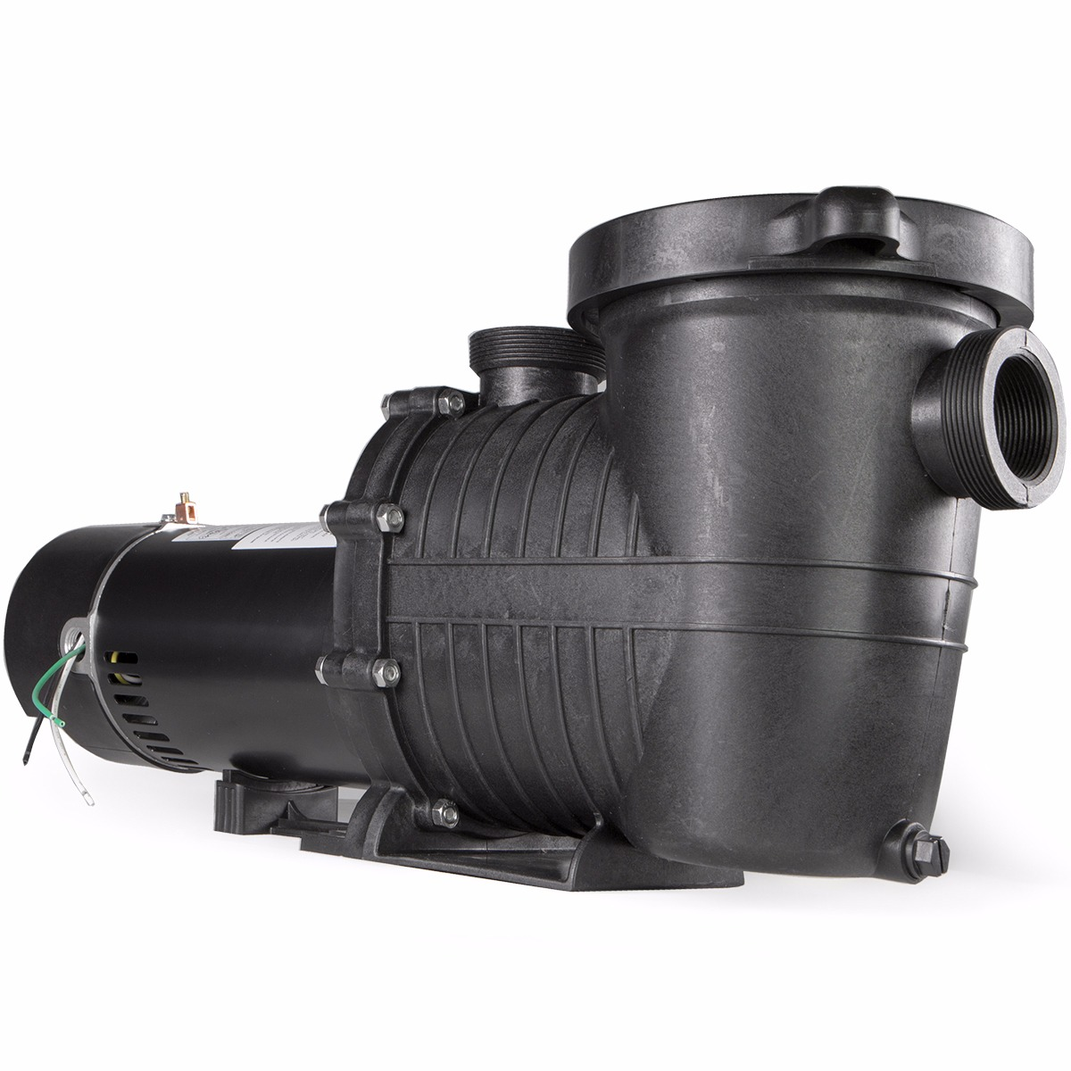 1 5hp In Ground Swimming Spa Pool Pump Motor Strainer