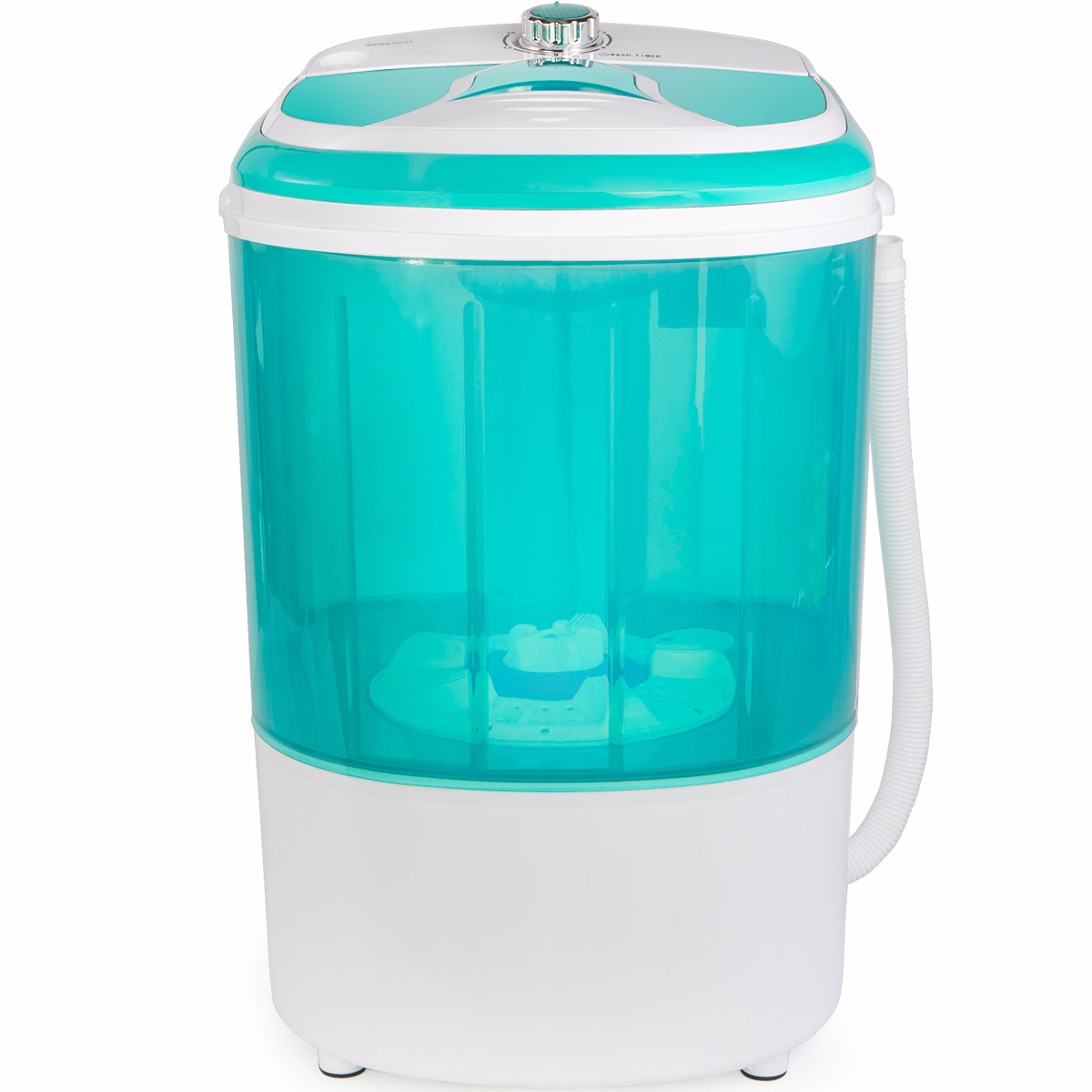 PORTABLE MINI WASHING MACHINE CAN WASH 9LB LOAD FOR R.V APARTMENT ...