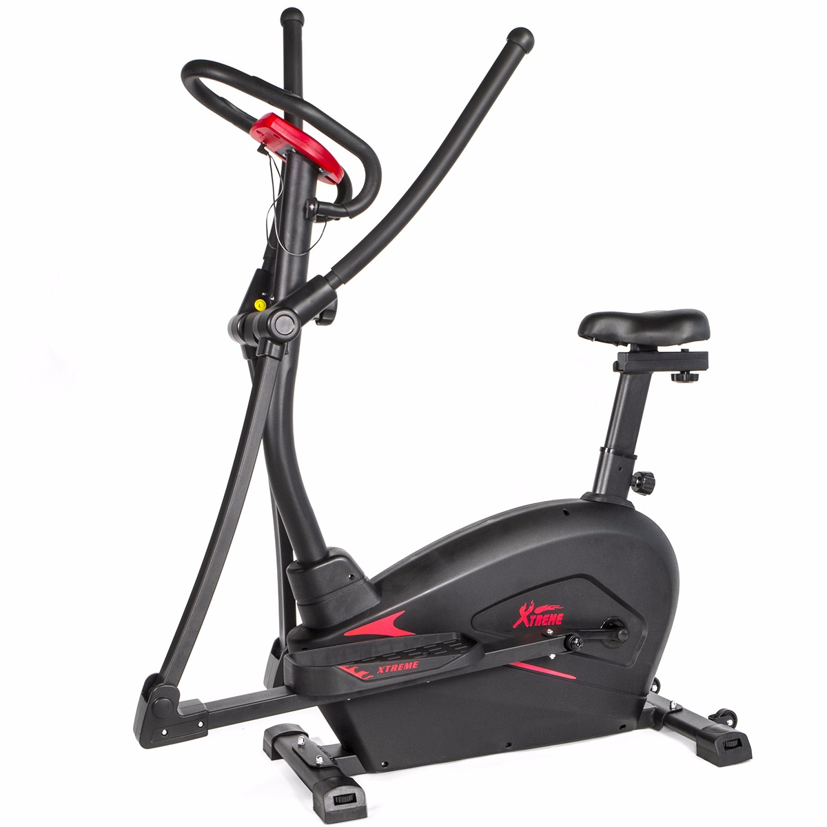 Pro 2in1 Cardio Dual Trainer Elliptical Workout Stationary