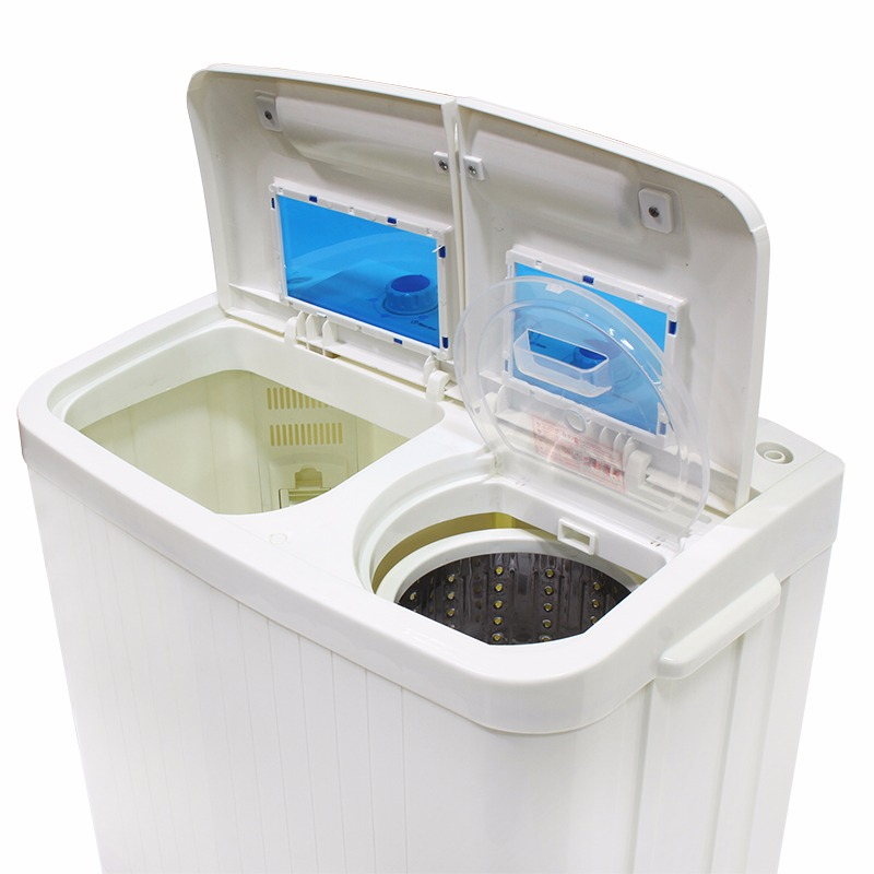 8 - 9lb Portable Mini Small RV Dorms Compact Washing Machines Spin ...