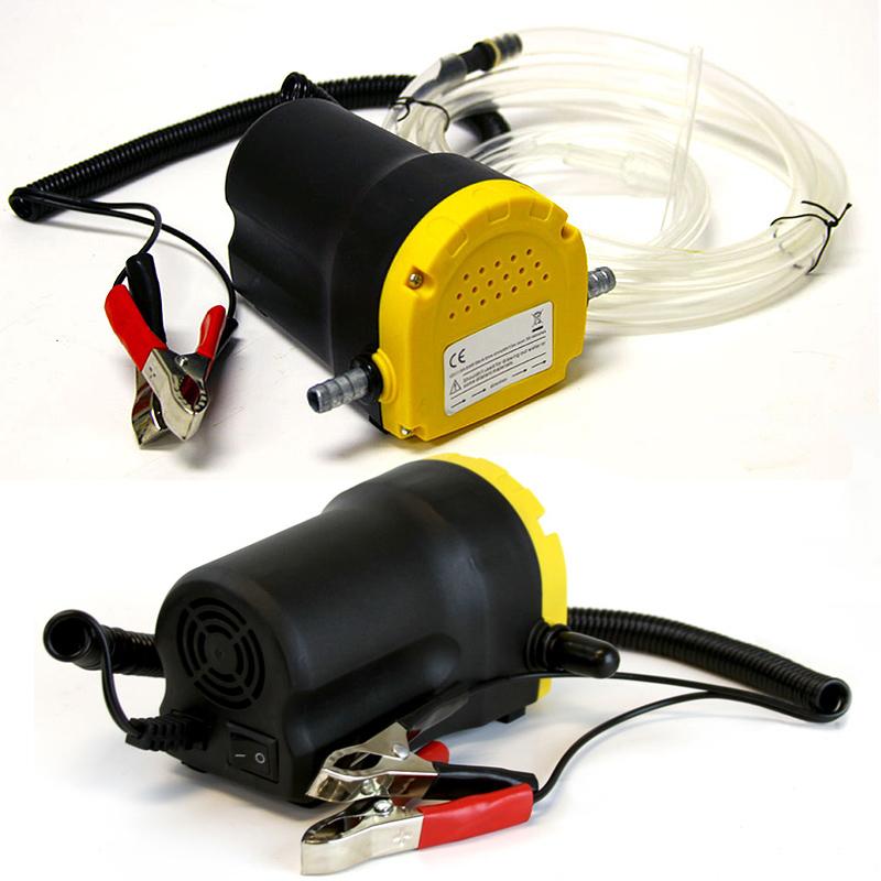 12 Volt Transfer Pump >> 12v 5amp Dc Motor Oil Diesel Extractor Scavenge Suction Transfer