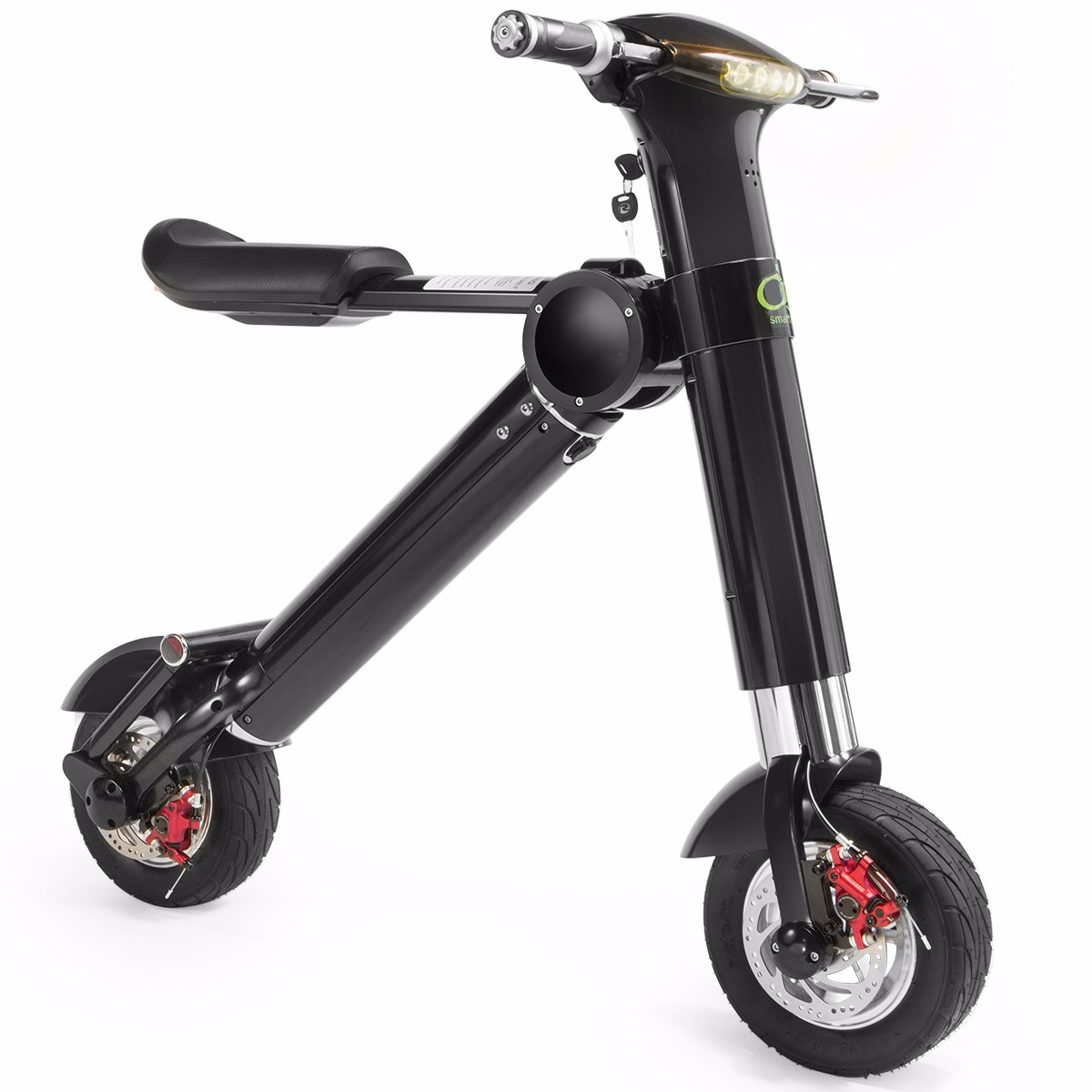 folding electric scooter and urban ride hover k e bike. Black Bedroom Furniture Sets. Home Design Ideas