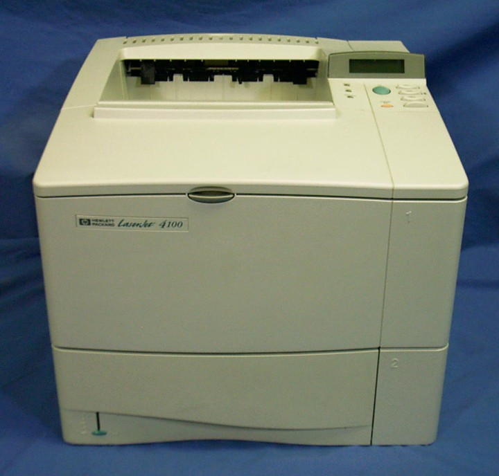 HP LASERJET 4100 PCL6 DRIVERS FOR WINDOWS DOWNLOAD