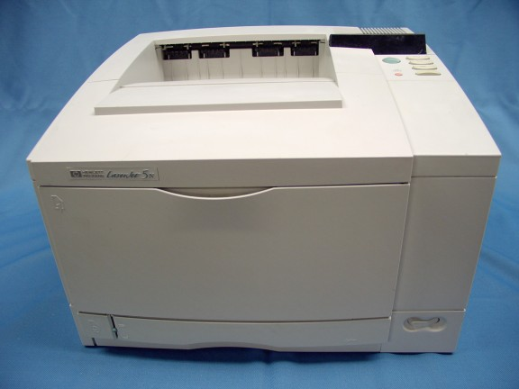 HP LASERJET5 TREIBER WINDOWS XP