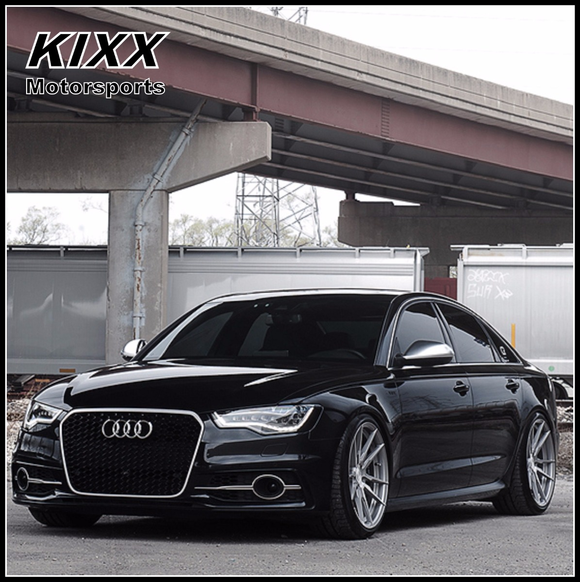 Audi A Anium Gray on