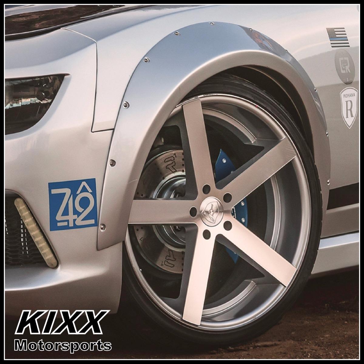 """20"""" ROHANA RC22 20x9 SILVER WHEELS Fits ACURA TSX"""