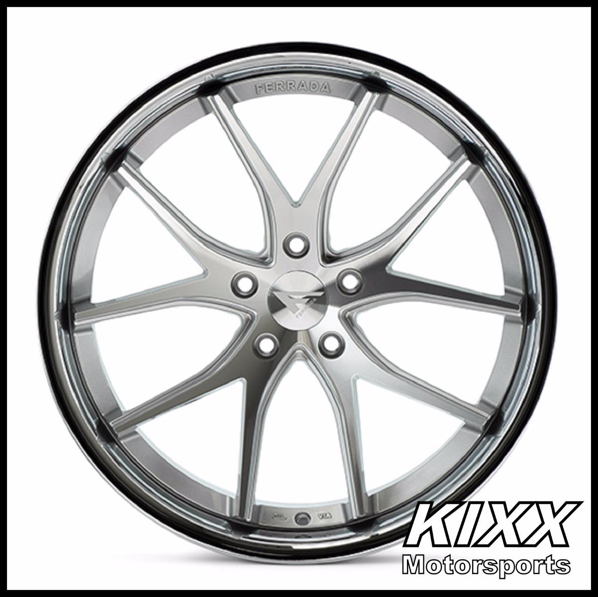 20 ferrada fr2 20x9 20x10 5 silver wheels for ford mustang gt gt500 Shelby Cobra Classic 20 ferrada fr2 20x9 20x10 5 silver wheels for ford mustang gt gt500 shelby