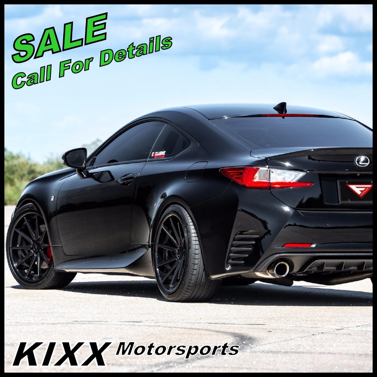 20 Ferrada Fr4 20x9 10 5 Black Concave Wheels Rims For Cadillac Cts