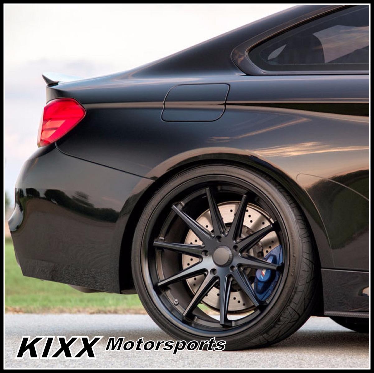 20 Rohana Rc10 20x9 10 Black Concave Wheels Rims For Bmw F30 320 328 335 Sedan Ebay