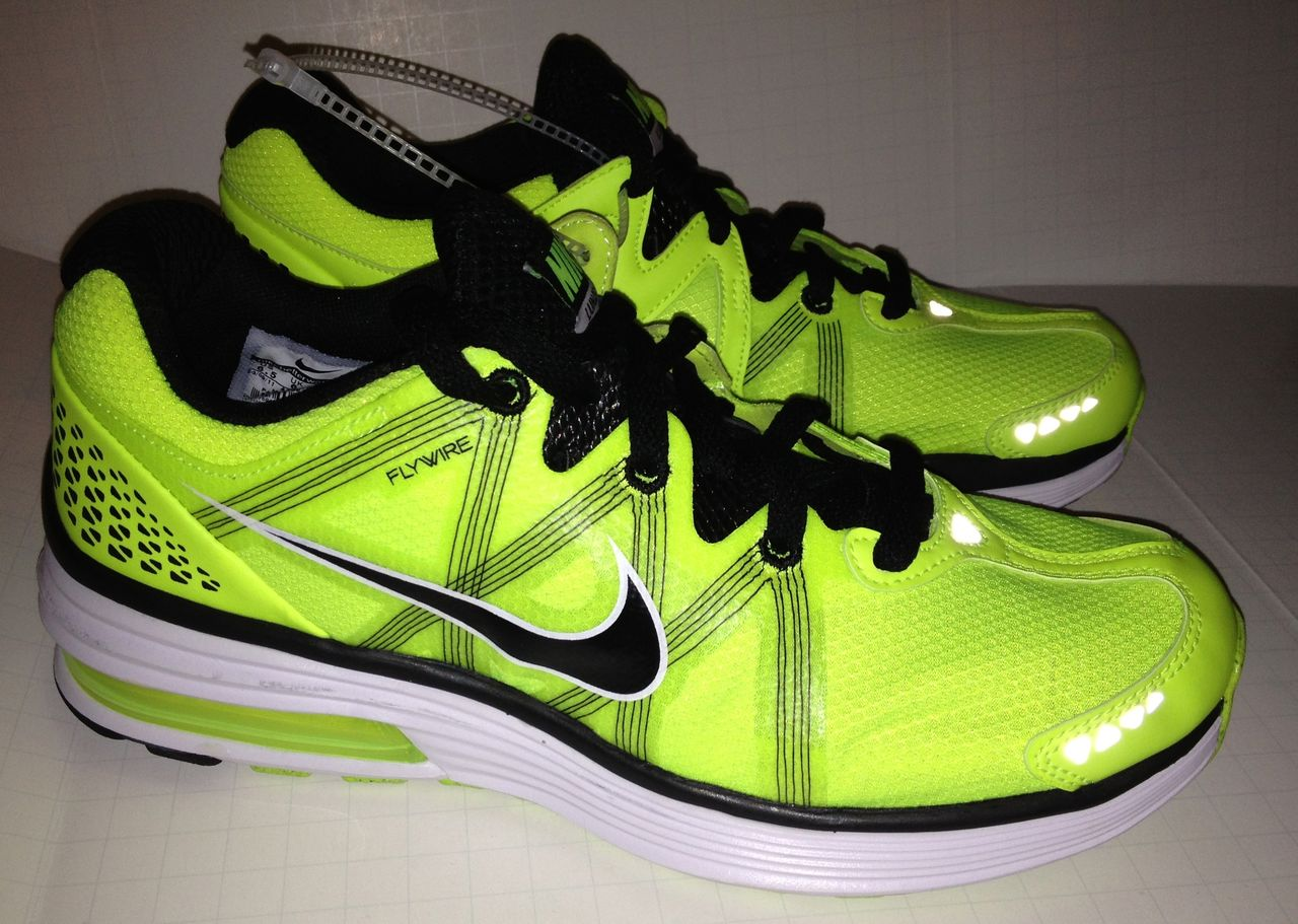 NEW-Mens-Sz-6-5-NIKE-Lunar-MX-Air-Max-Neon-Yellow-Black ...