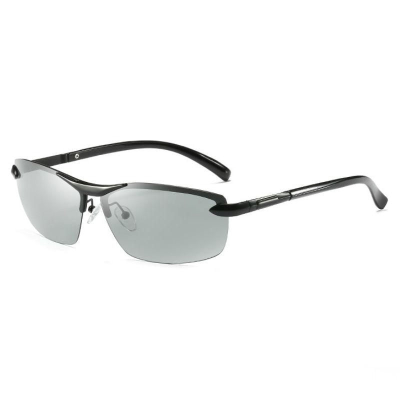 1a82738488 Photochromic Polarized Sunglasses Men Outdoor Driving Transition ...
