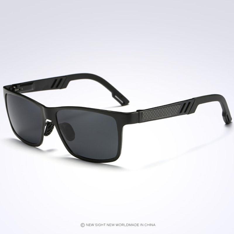 183af7df707a Men s Polarized Aluminium Sunglasses Outdoor Driving Sun Glasses ...