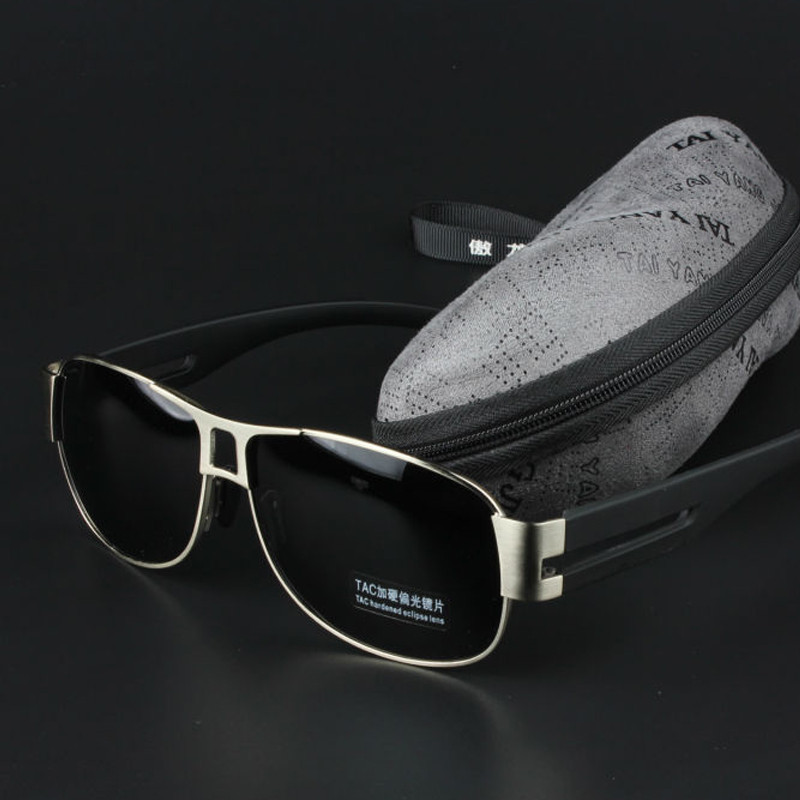 8fef800f7376 2018-Polarized-Mens-Sunglasses-Outdoor-Sports-Pilot-Eyewear-Driving-Glasses- New