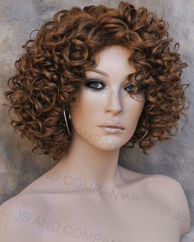 Details about Human Hair Blend wig Short