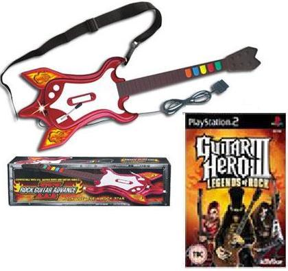canzoni guitar hero 3