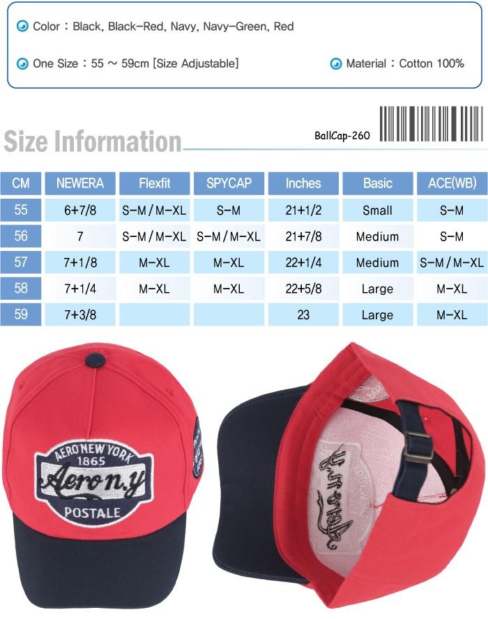 B260 Unisex Aero New York Patch Short Bill Design Ball Cap Baseball ... c64d6ff48535