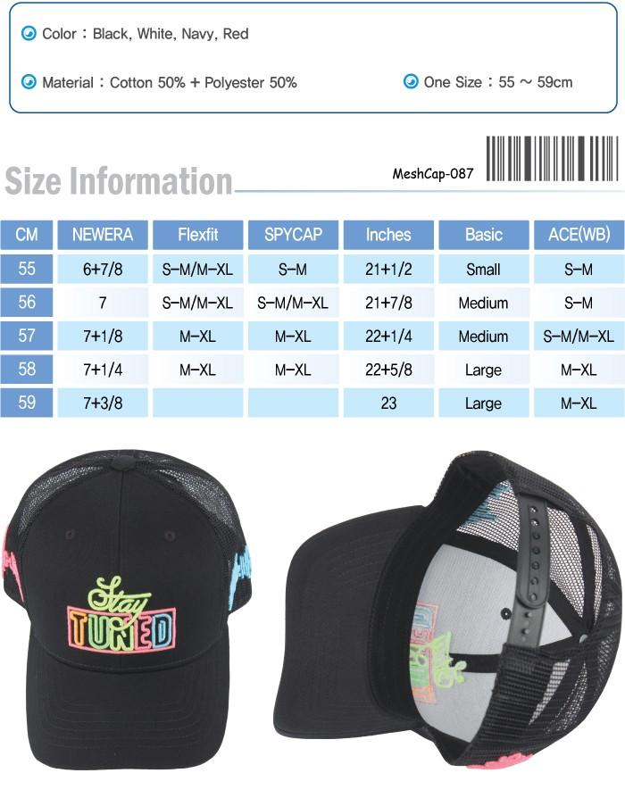 985b0175860d8a M87 Neon Patch Unique Design Summer Cool Mesh Driving Hat Truckers ...