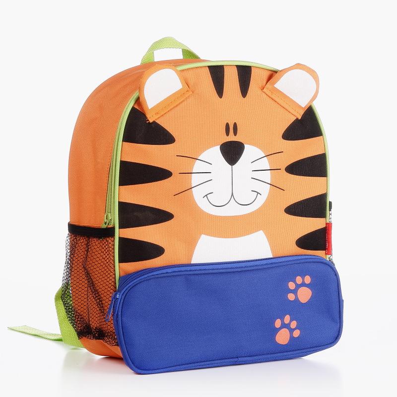 Веселые детские рюкзачки не оставят равнодушным ни одного ребенка.
