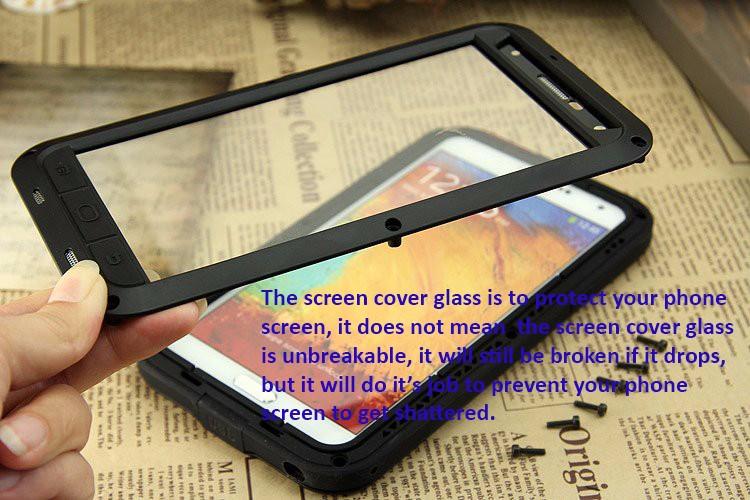promo code 58eed 0083c Xiaomi Redmi Note 2 Waterproof Case — TTCT