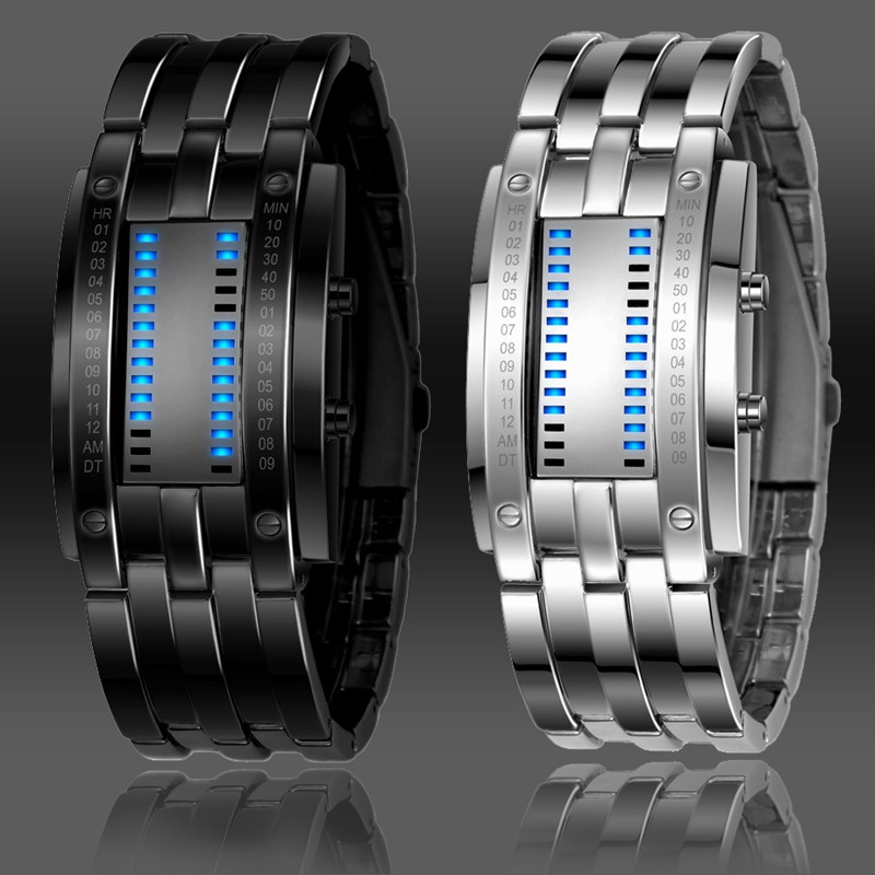 Digital dating bracelet