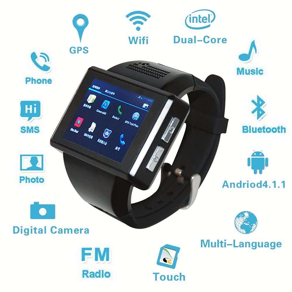 pp watch free smart gearbest shipping watches phone com bluetooth cell
