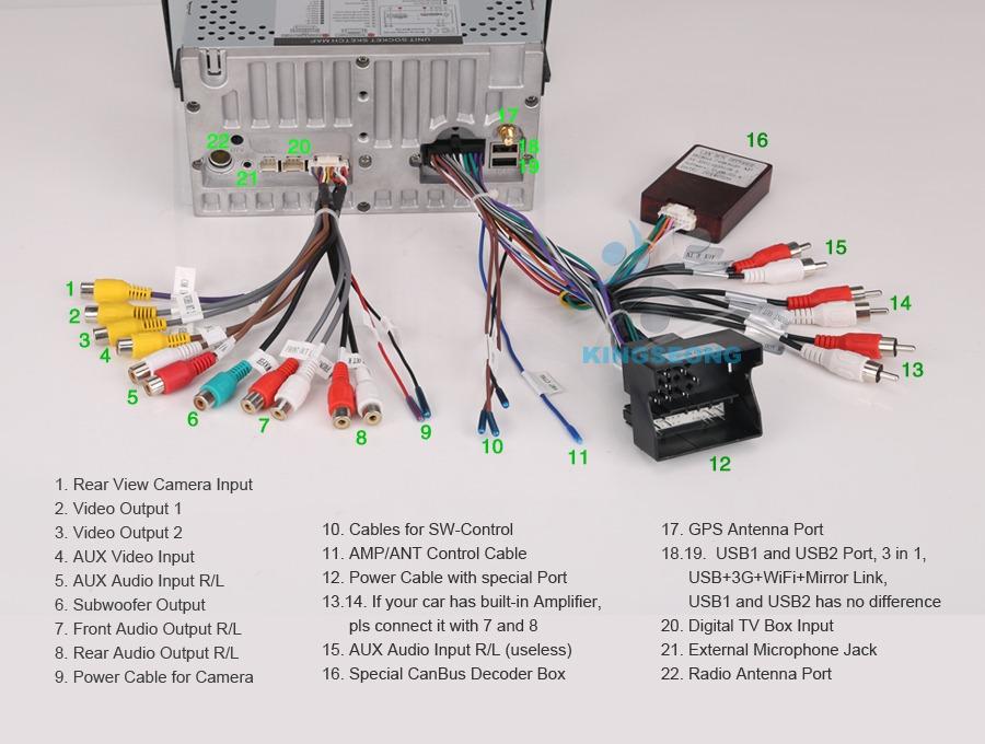 car dvd wiring diagram verizon fios dvd wiring diagram dvd gps navigatore audi a4 seat exeo s4 rs4 8e 8f b9 b7 ... #12
