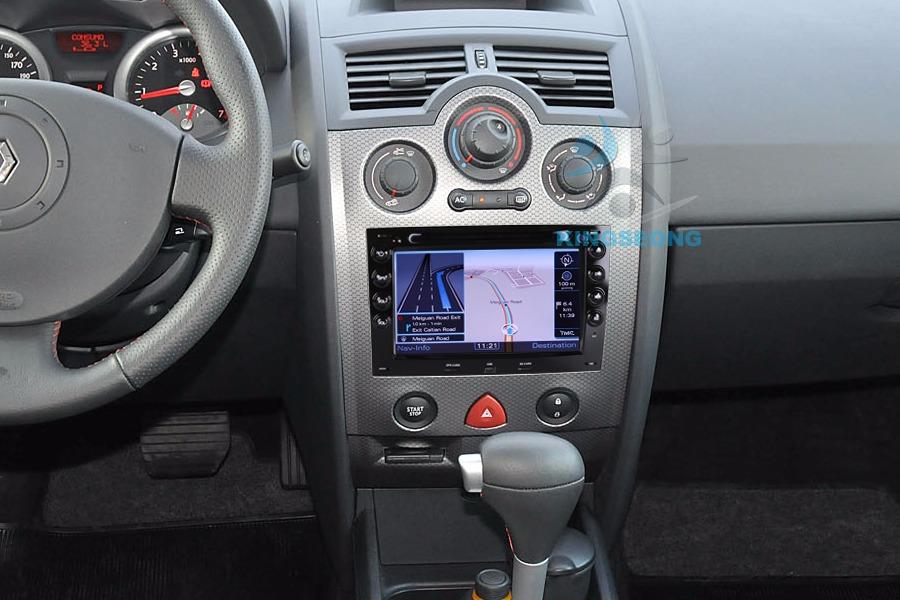 7 car stereo renault megane gps sat nav radio 3g dvr dtv. Black Bedroom Furniture Sets. Home Design Ideas