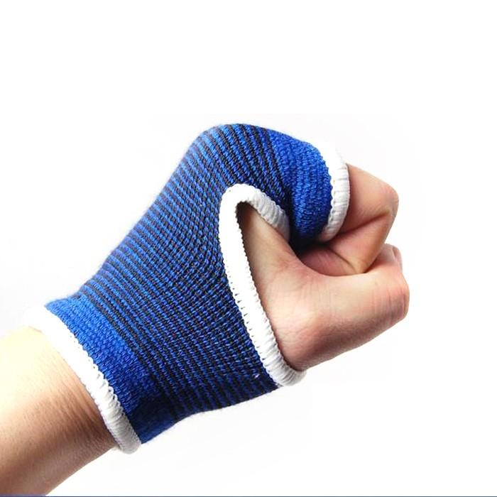 Fashion Wrist Hand Palm Ball Elastic Glove Brace Sleeve