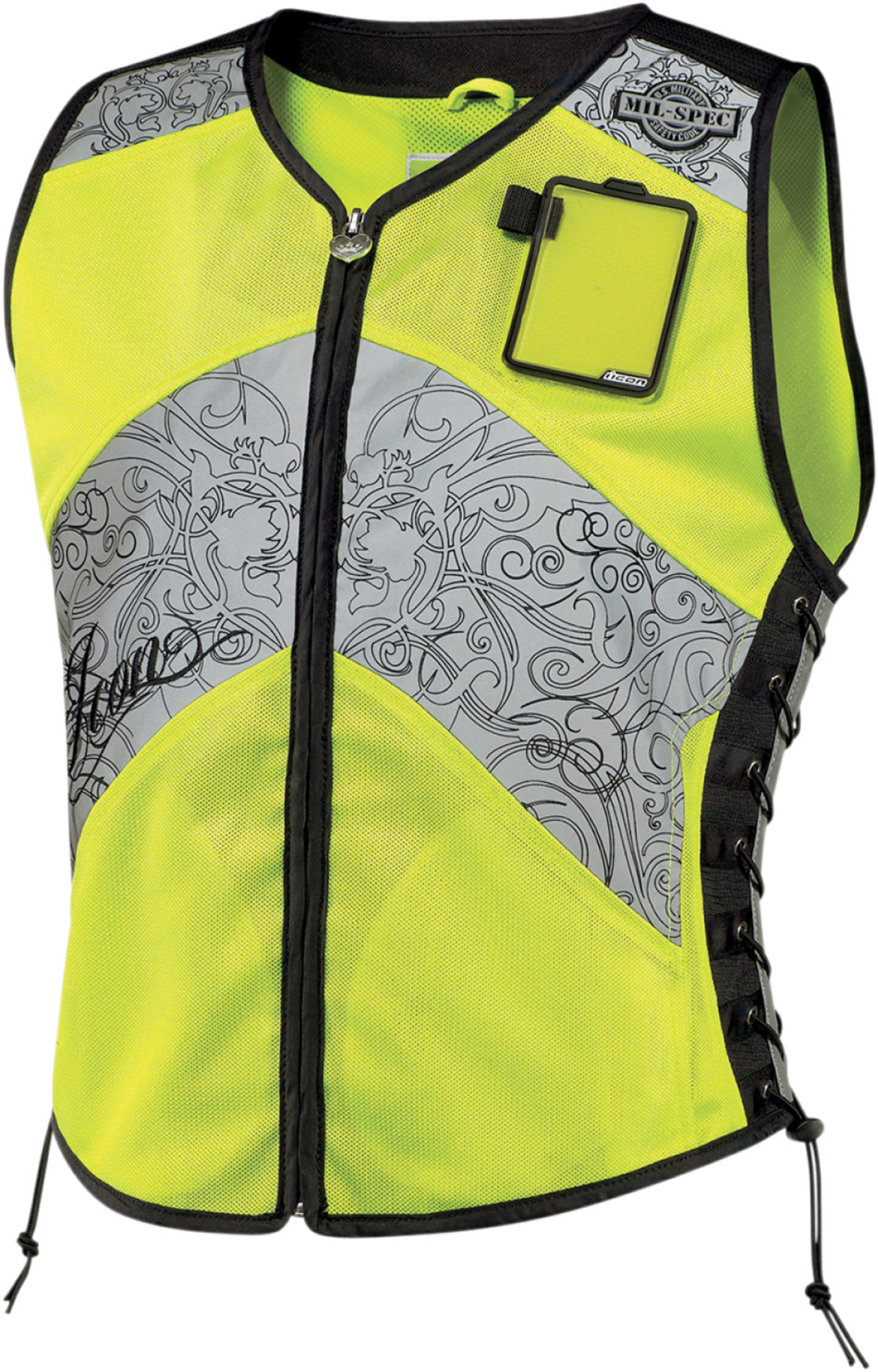 Motorcycle Reflective Vest Motorbike Safety Clothes High ... |Motorcycle Safety Vest Womens