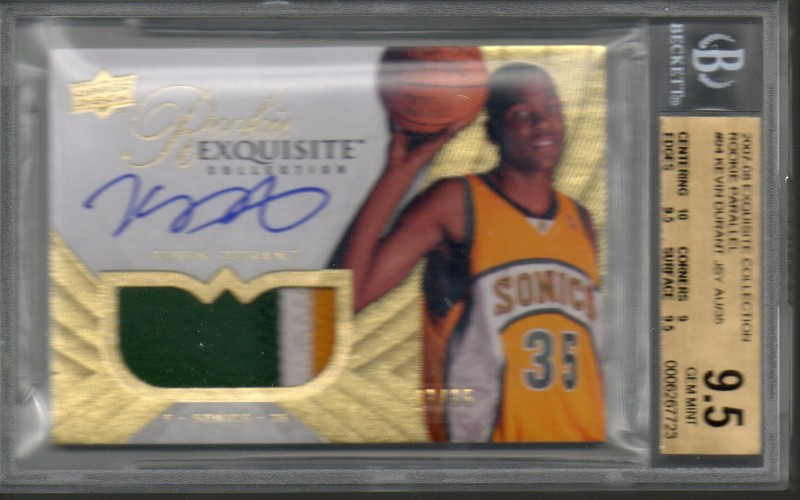 Durant Exquisite Rc Goes For 20000000 Blowout Cards Forums