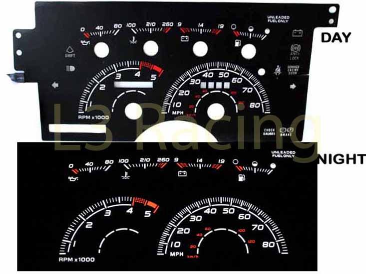 RAM AIR INTAKE KIT+Dry Filter For Chevry 96-99 C//K 2500 3500 Suburban Cheyenne