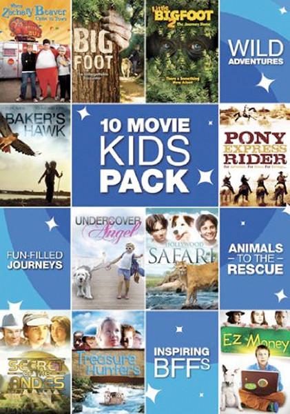 Image 0 of 10-Movie Kids Pack V.2