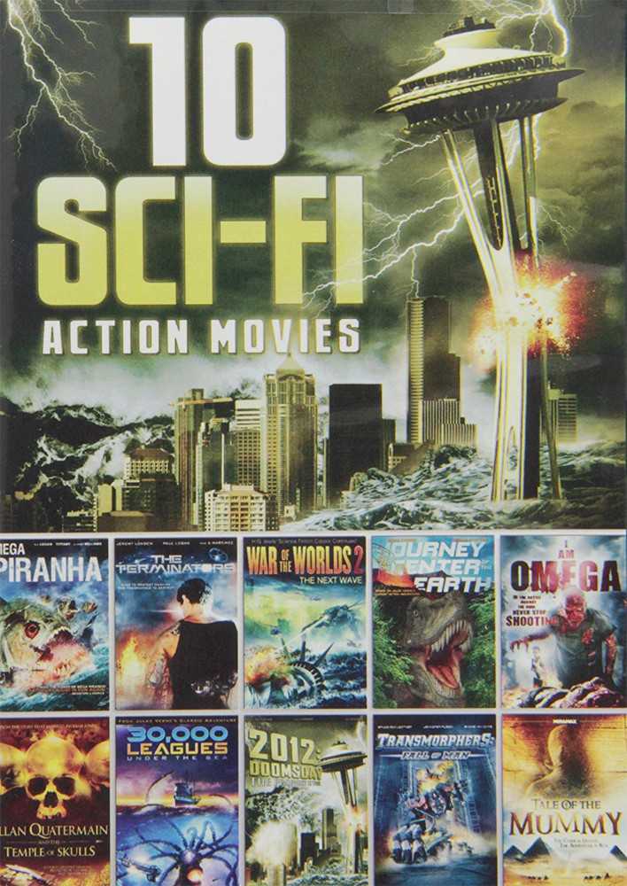 Image 0 of 10 Sci-Fi Action Movies