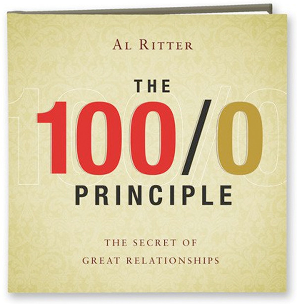 Image 0 of The 100/0 Principle: The Secret of Great Relationships